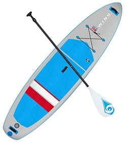 BIC Wing Air Inflatable SUP Package, 11'