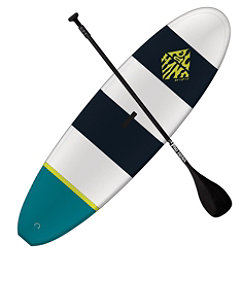 Kids' Pau Hana Grom X Stand Up Paddleboard Package