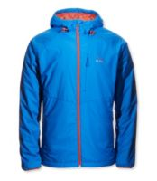 L.L.Bean Mens Alpha Fuse Hooded Jacket
