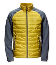 Men's Ultralight 850 Down Fuse Jacket