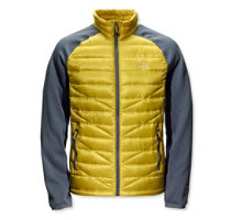Ultralight 850 Down Fuse Jacket (Chartreuse/Black) + $10 Gift Card