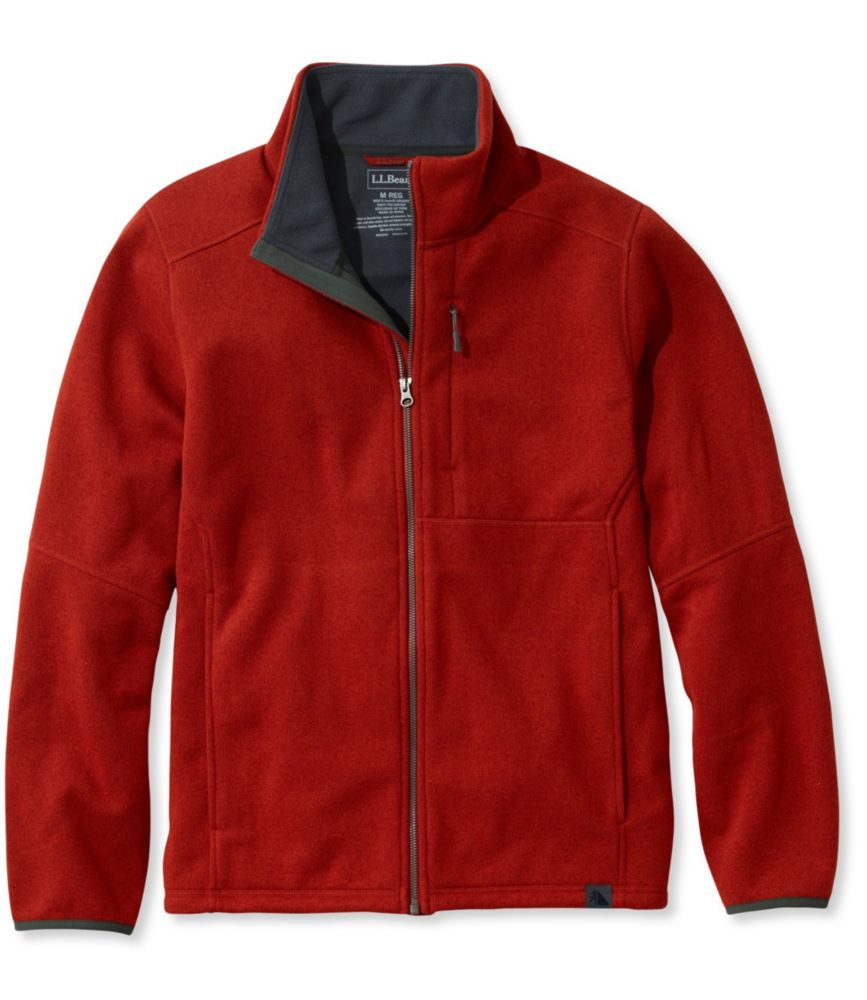 L.L.Bean Windproof Sweater Fleece