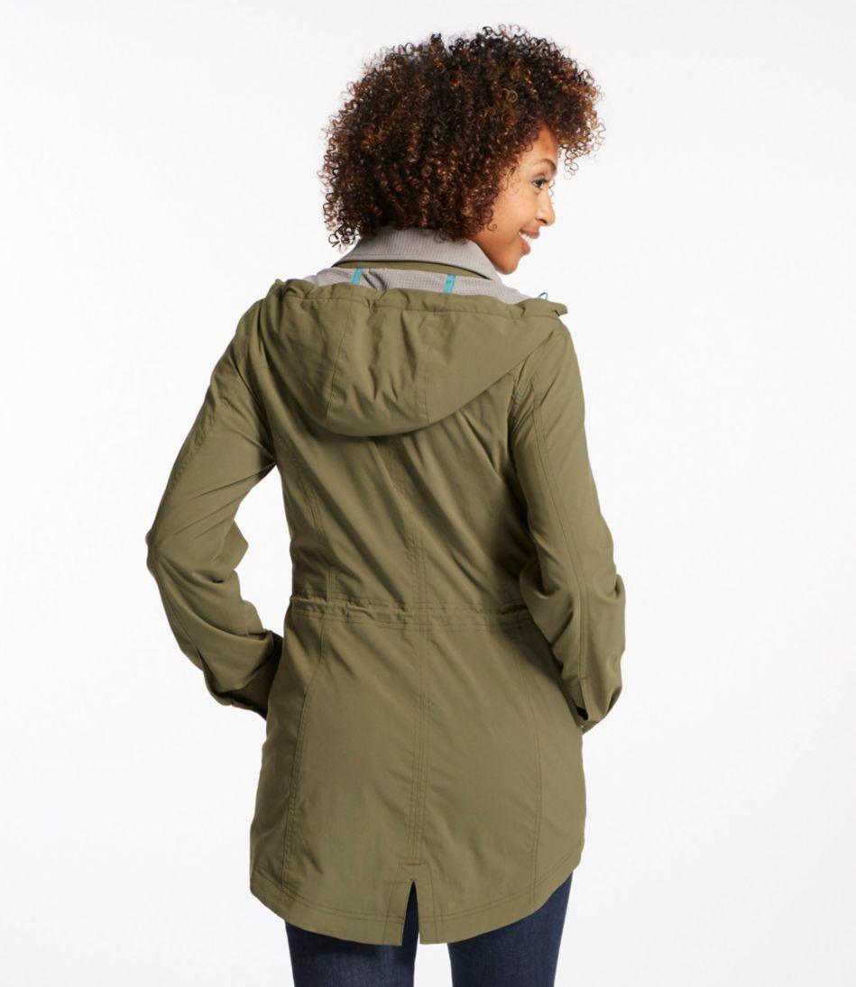 Luna Jacket, Lined