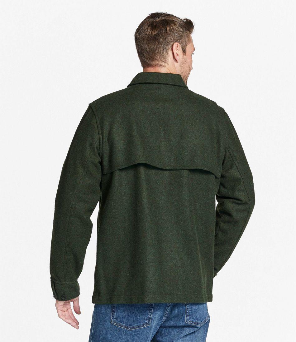 Men's Maine Guide Zip-Front Jac-Shirt