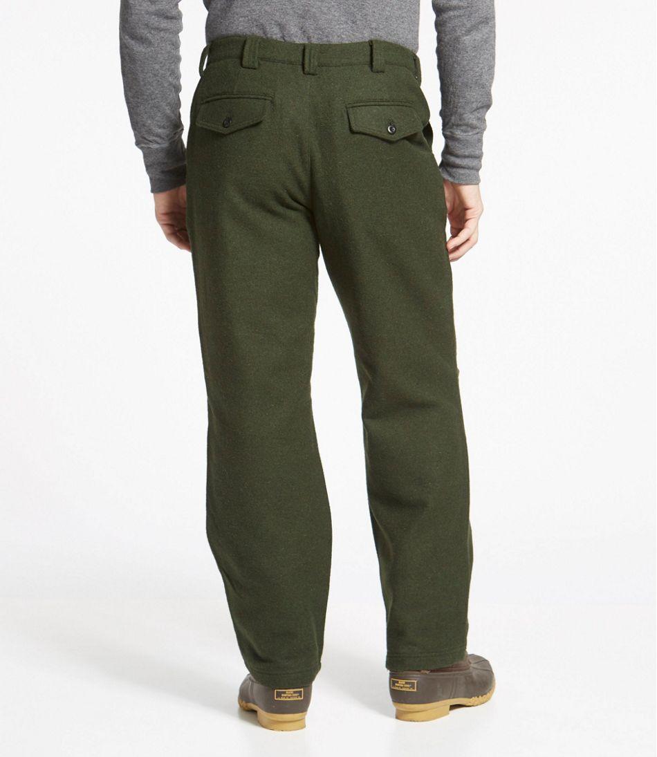 50d017a8d0232 Men's Maine Guide Wool Pants with PrimaLoft