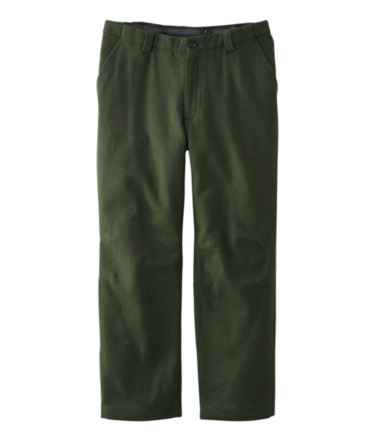Men's Maine Guide Wool Pants with PrimaLoft
