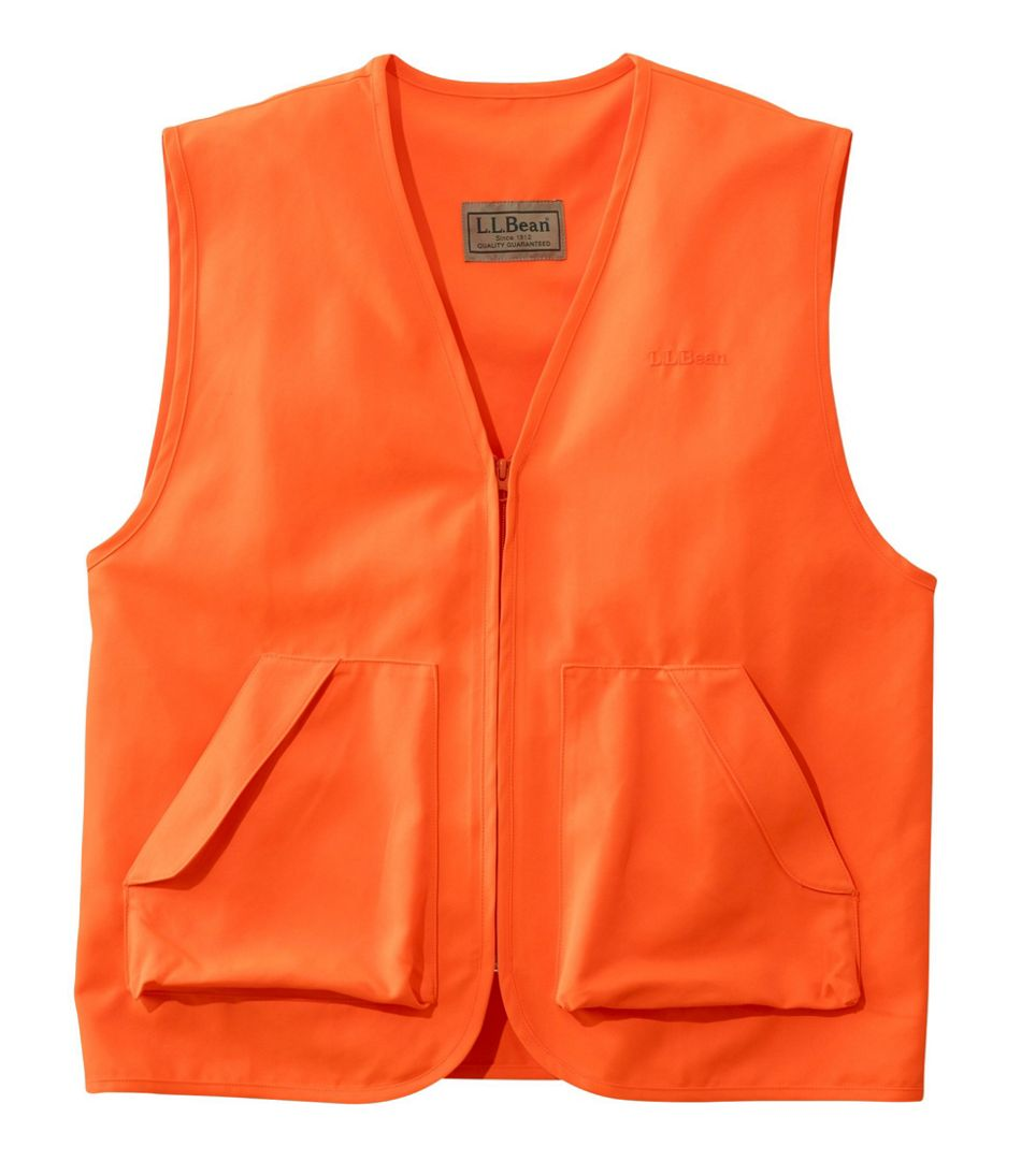 Big Game Hunting Safety Vest