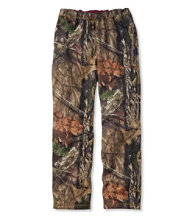 Women's Northwoods Pants, Camouflage