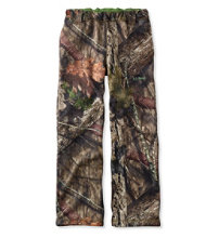 Kids' Northwoods Pants, Camo