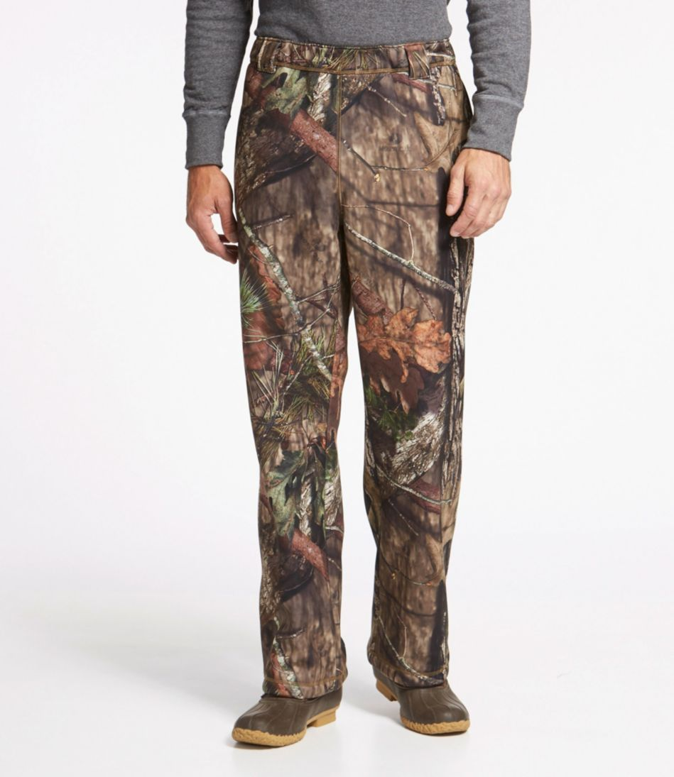 Men's Northwoods Pants, Camoflauge