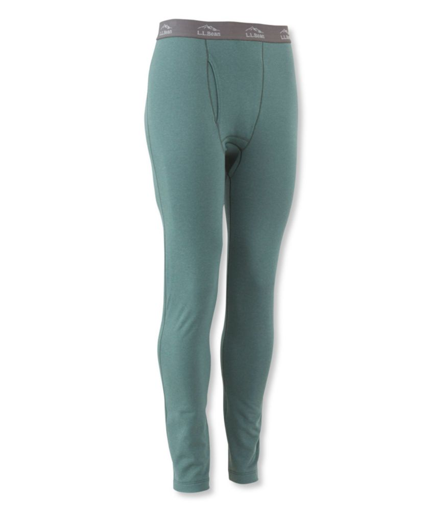 L.L.Bean Power Dry Stretch Base Layer, Expedition Weight Pants
