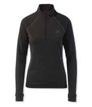 Women's Power Dry Stretch Base Layer Shirt, Expedition-Weight
