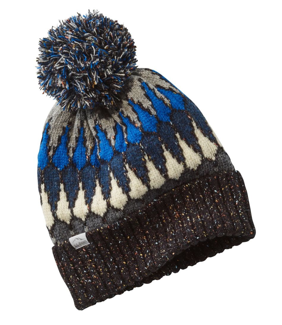 Women's Powder Pom Hat