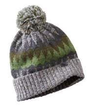 Powder Pom Hat