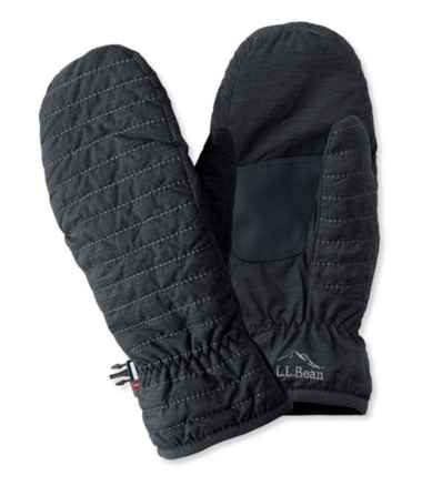 Women's L.L.Bean Packaway Mittens