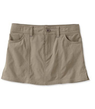 Girls' Trekking Skort