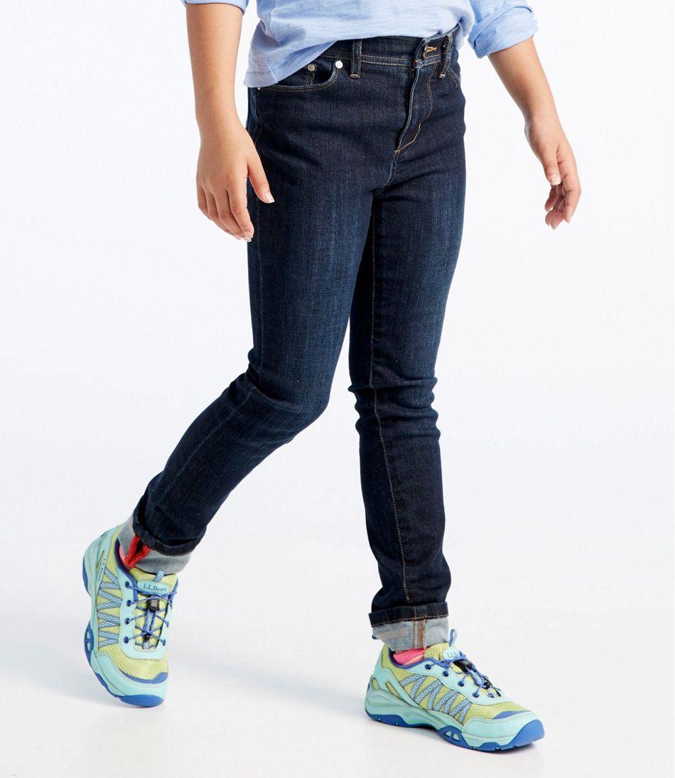 Girls' Performance Stretch Jeans