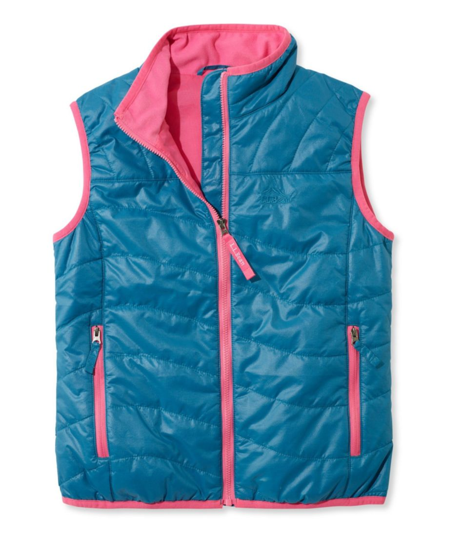 Girls' Puff-n-Stuff Vest