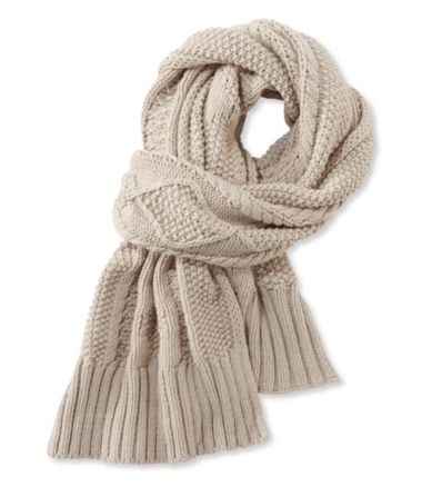 L.L.Bean Fisherman Scarf