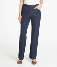 Easy-Stretch Pants, Denim