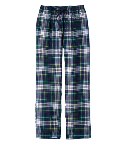 L.L.Bean Flannel Sleep Pants, Plaid | Free Shipping at L.L.Bean