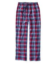 L.L.Bean Flannel Sleep Pants 07474556e
