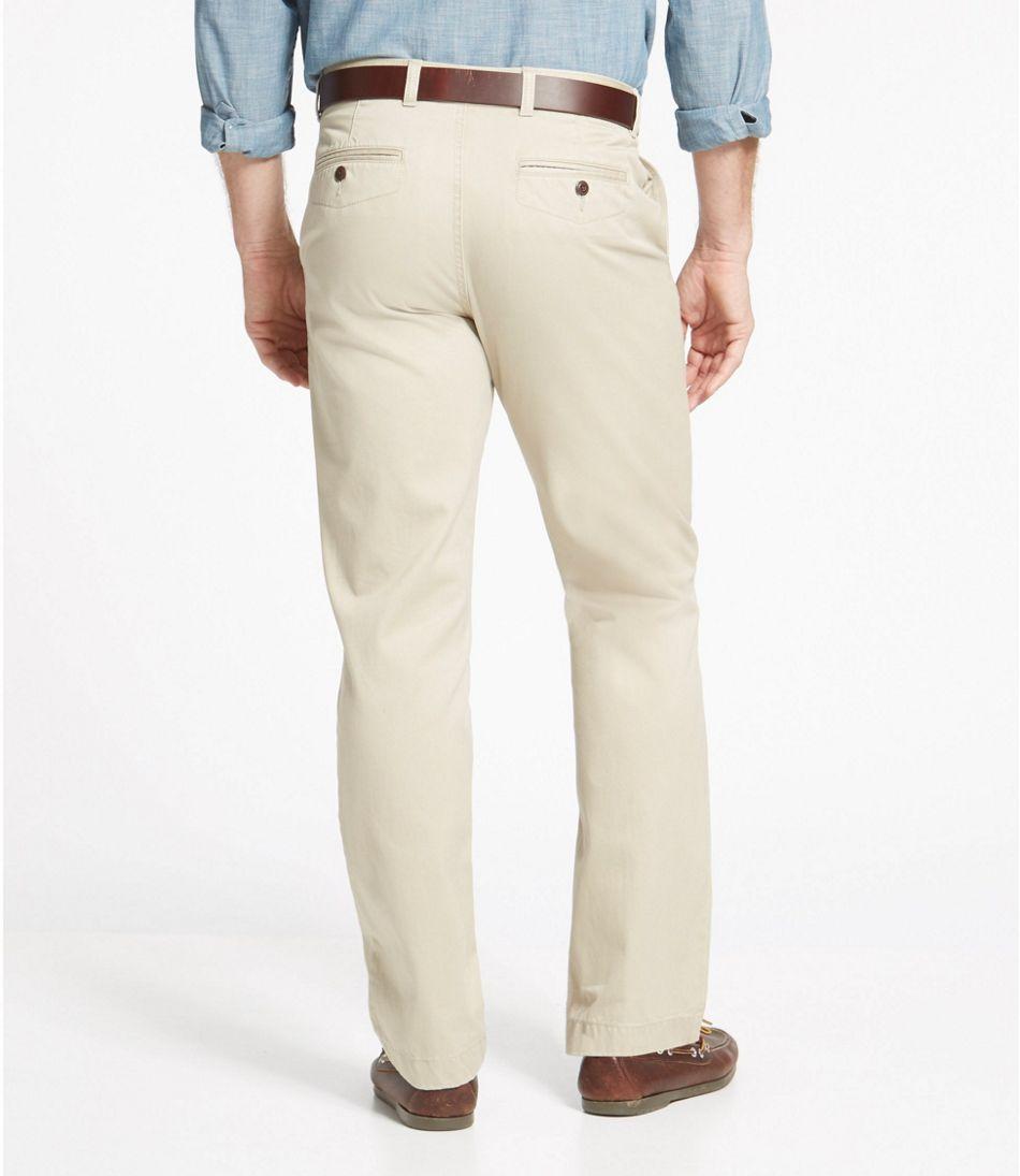 Men's Lakewashed® Khakis, Standard Fit