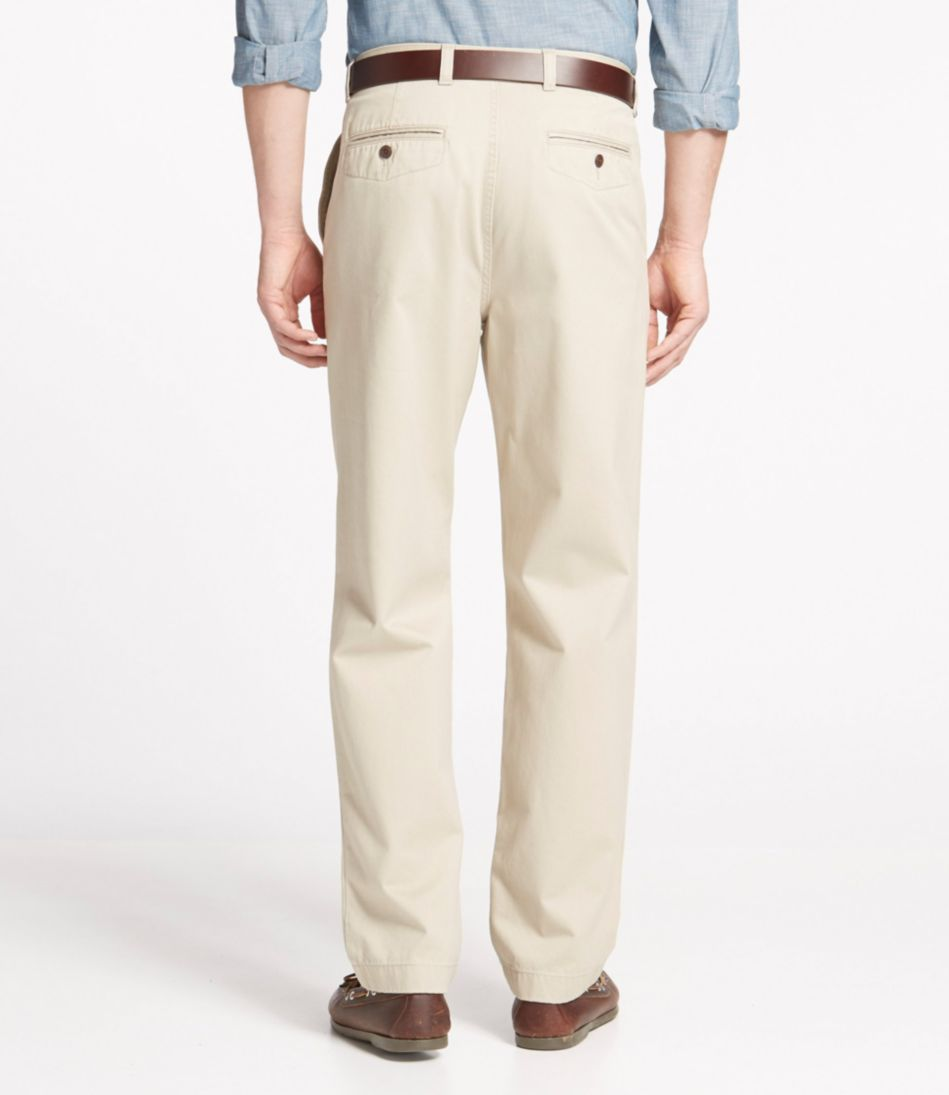 Men's Lakewashed Khakis, Natural Fit