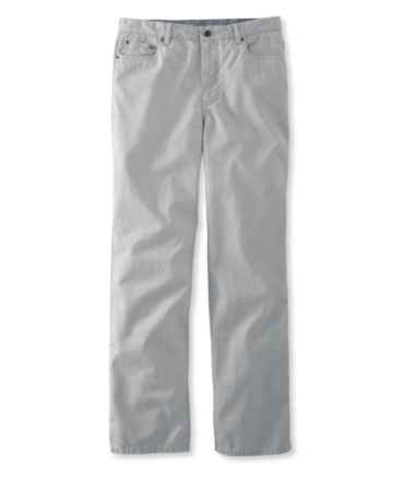 Lakewashed® Five-Pocket Khakis, Standard Fit