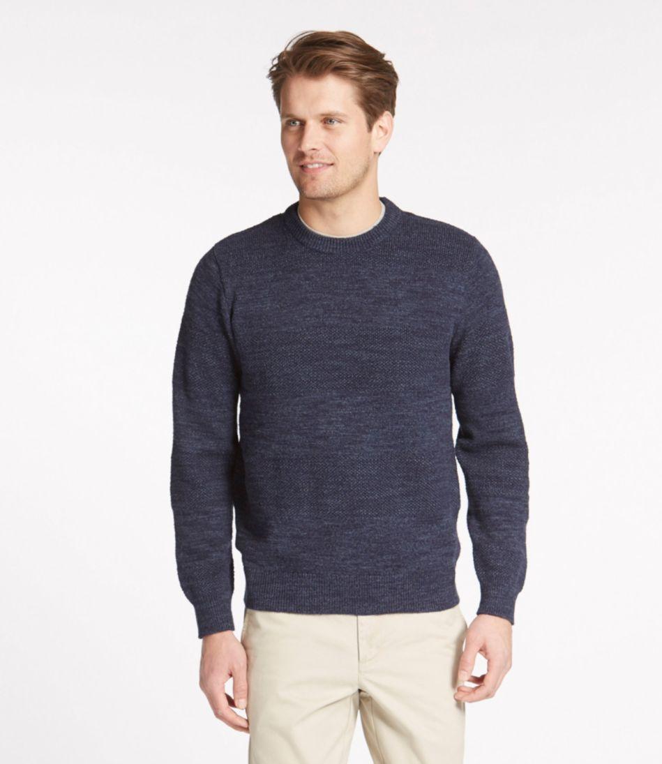 Vinalhaven Sweater, Crewneck