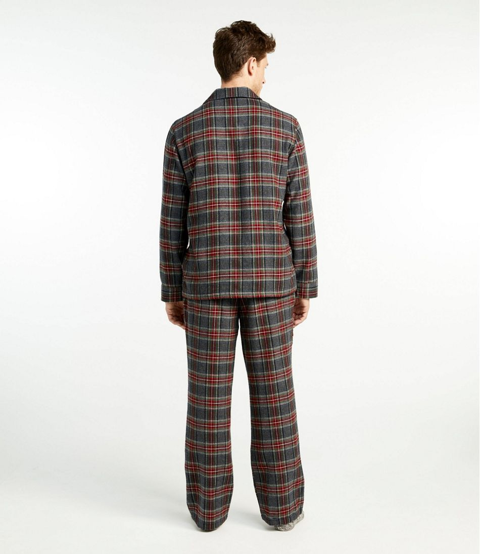 464b3a6c31 ... Scotch Plaid Flannel Pajamas ...