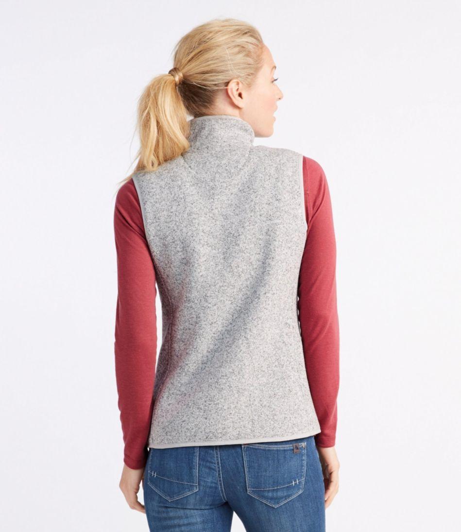 L.L.Bean Sweater Fleece Vest
