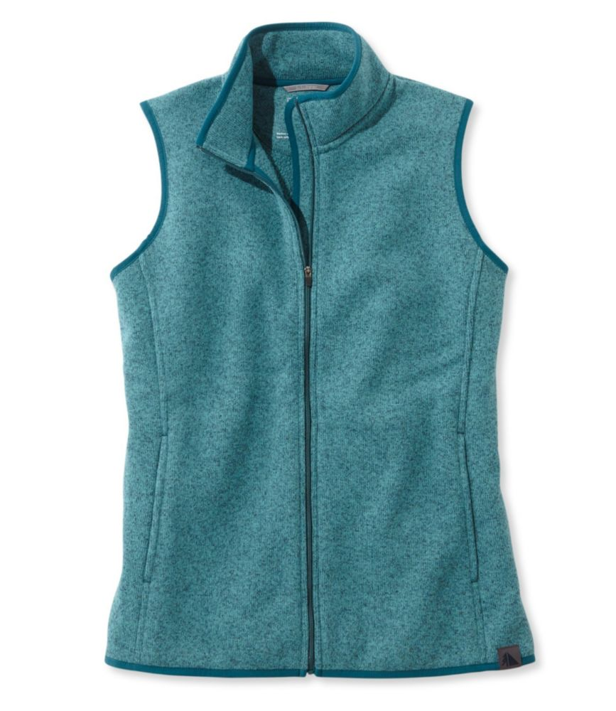 L.L.Bean Sweater Fleece Vest