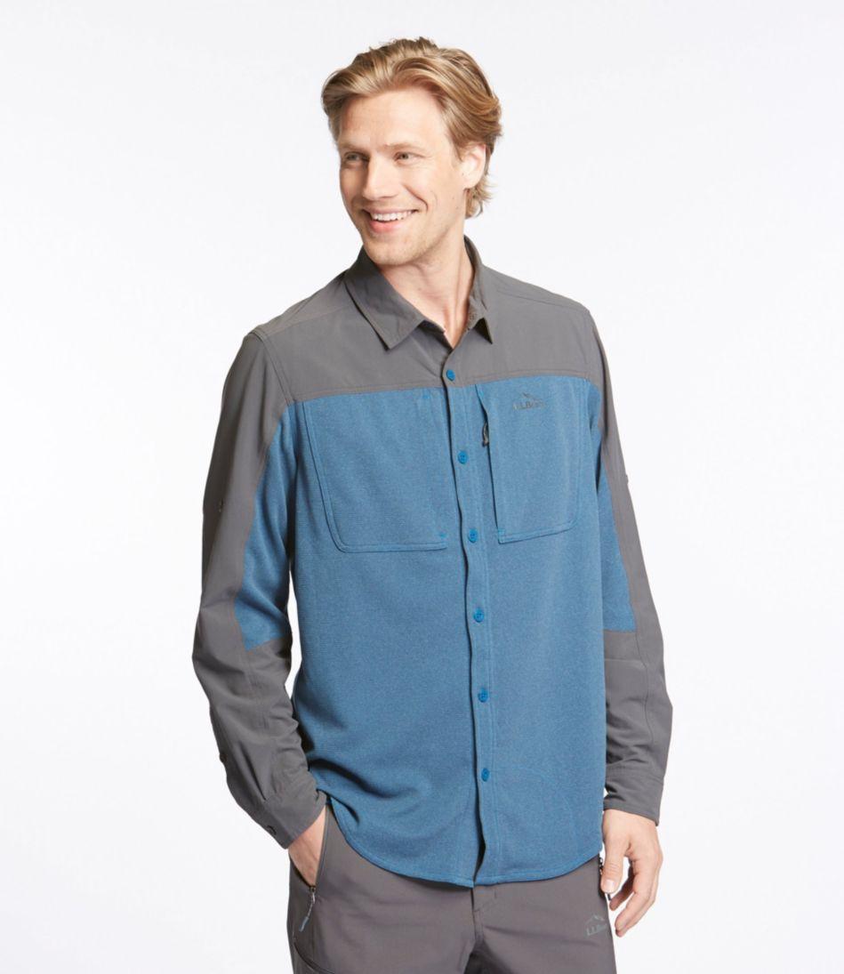 Break Trail Shirt, Colorblock