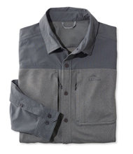 Men's Break Trail Shirt, Colorblock