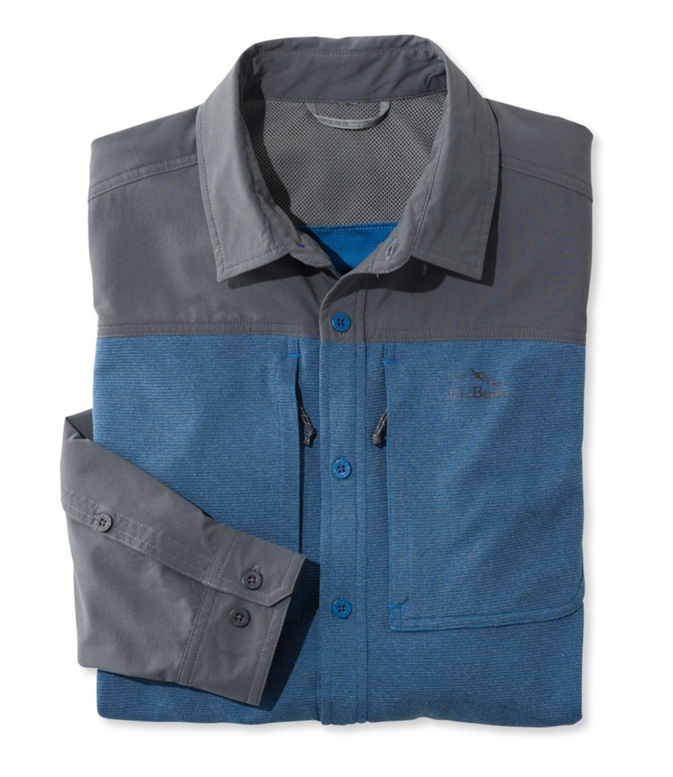 Break Trail Shirt, Colorblock