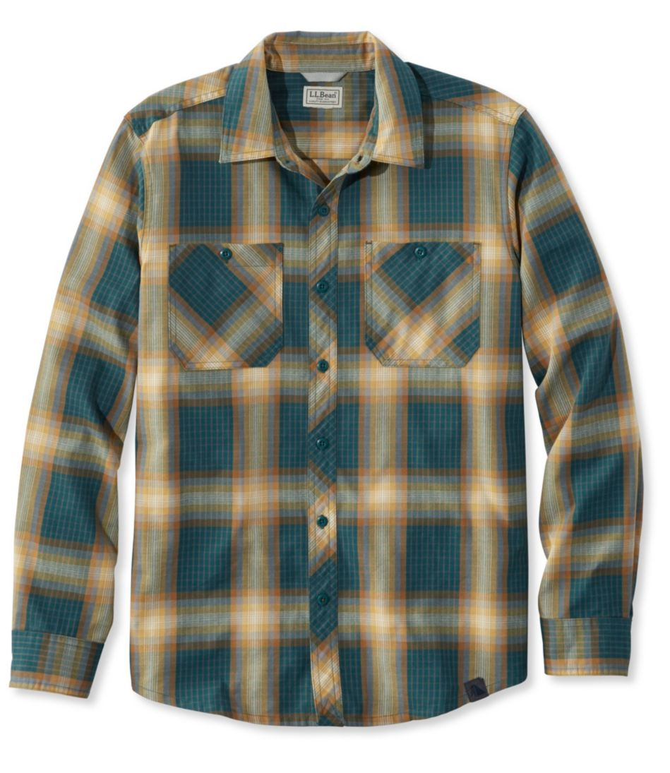 All Mountain Plaid Twill Shirt