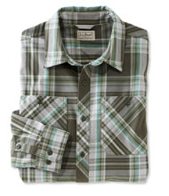 All Mountain Plaid Twill Shirt