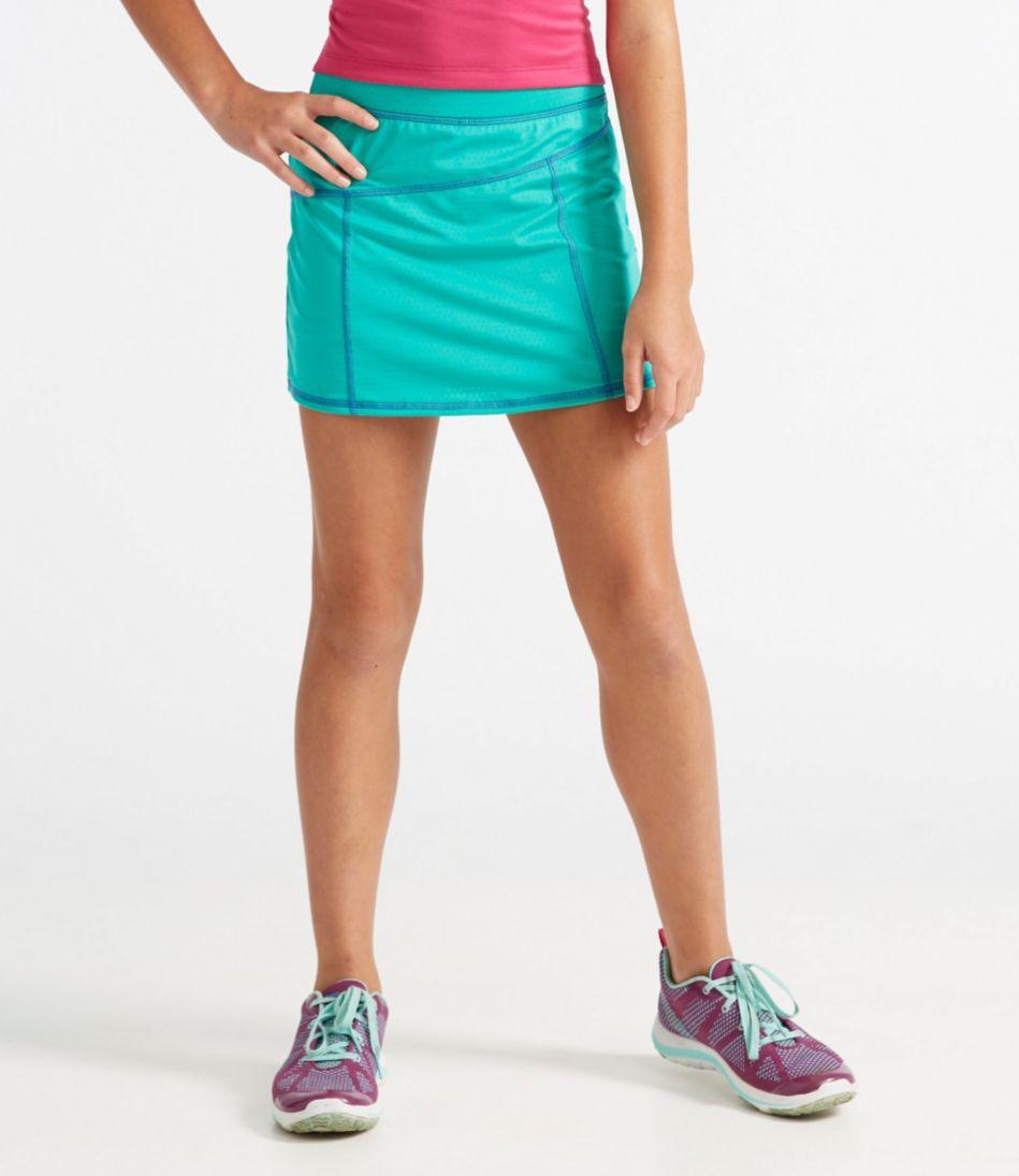 Girls' Fitness Skort