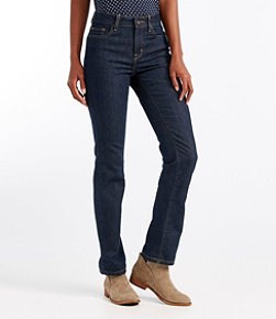 True Shape Jeans, Straight-Leg