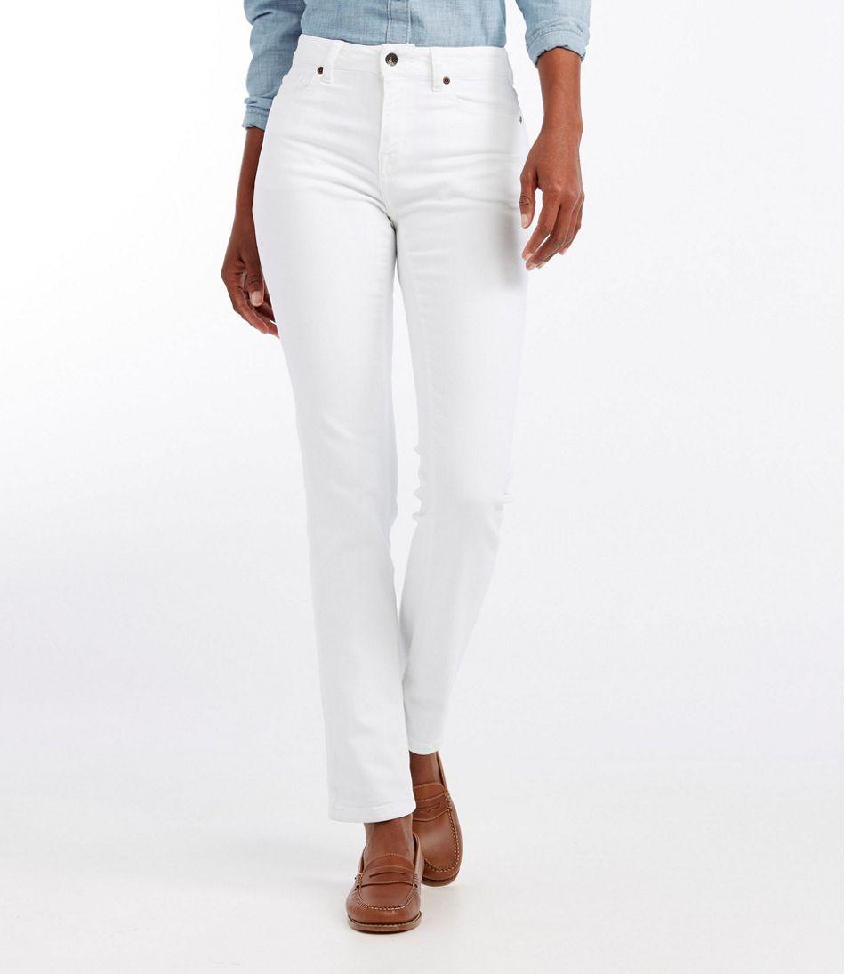 True Shape Jeans, Straight-Leg