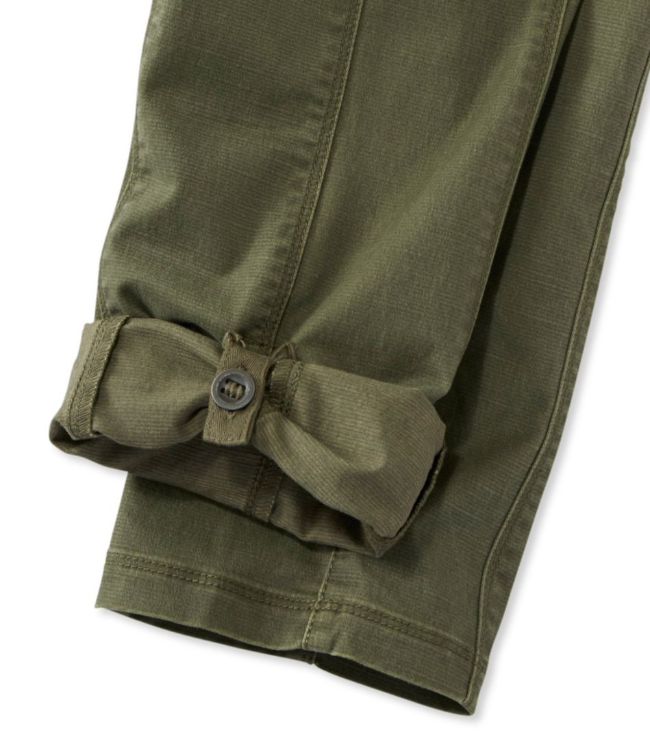 L.L.Bean Garment-Washed Utility Pants