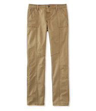 Women's L.L.Bean Garment-Washed Utility Pants