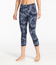 Boundless Performance Capris, Print