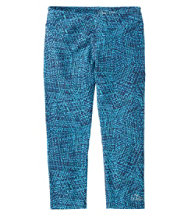 Women's Boundless Performance Capris, Print