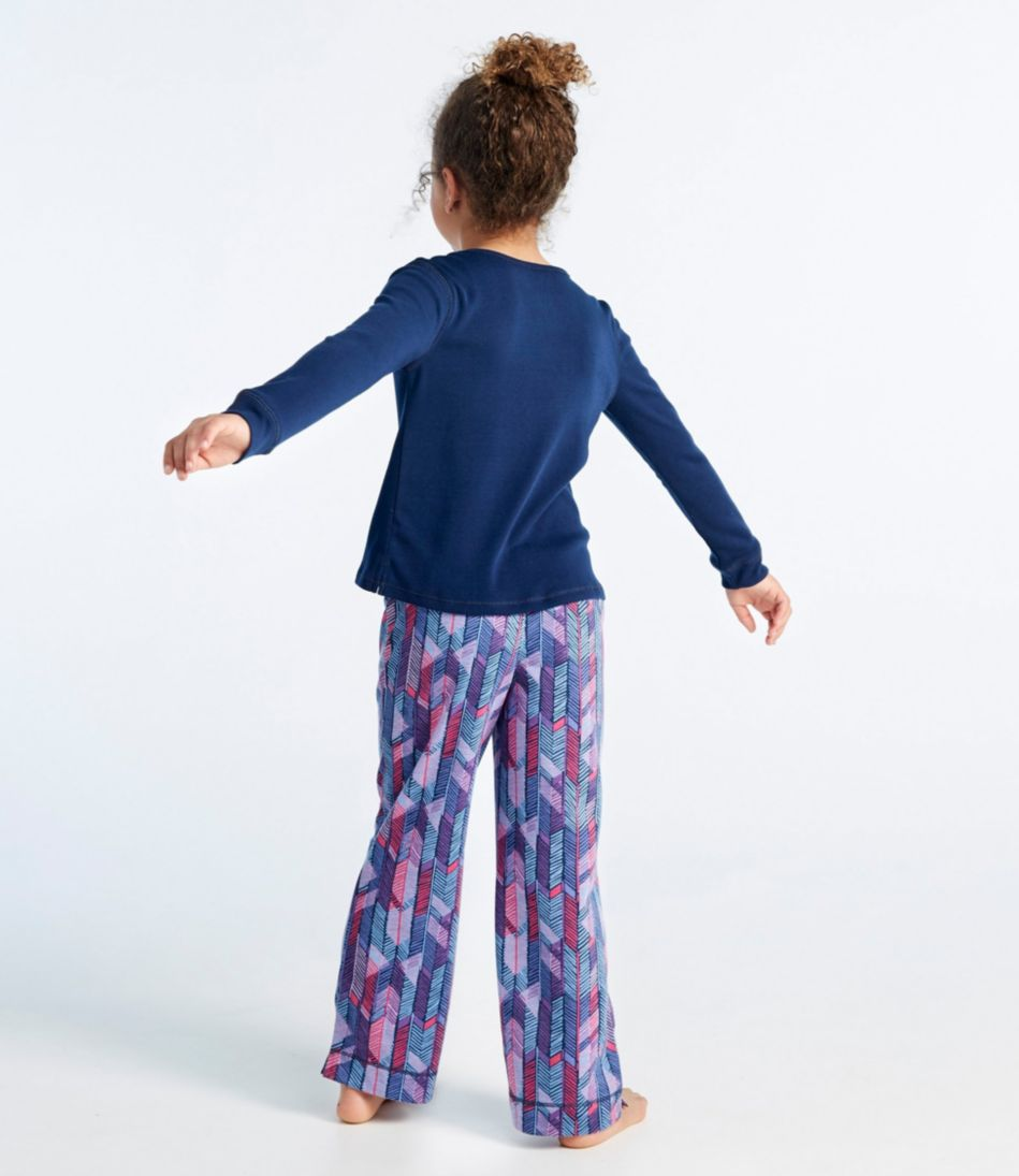 Girls' Jersey-Knit PJs