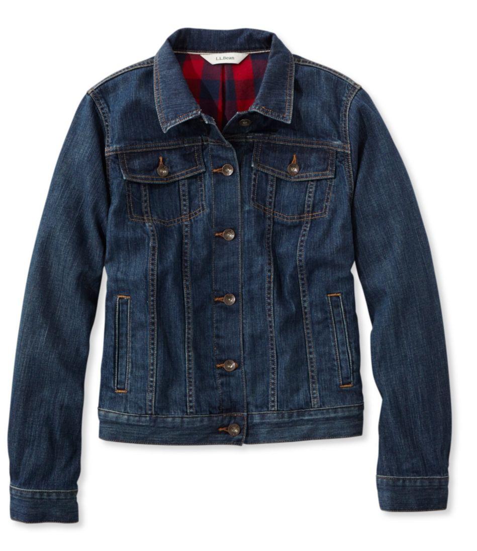1912 Lined Jean Jacket