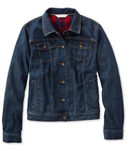 Women's 1912 Lined Jean Jacket