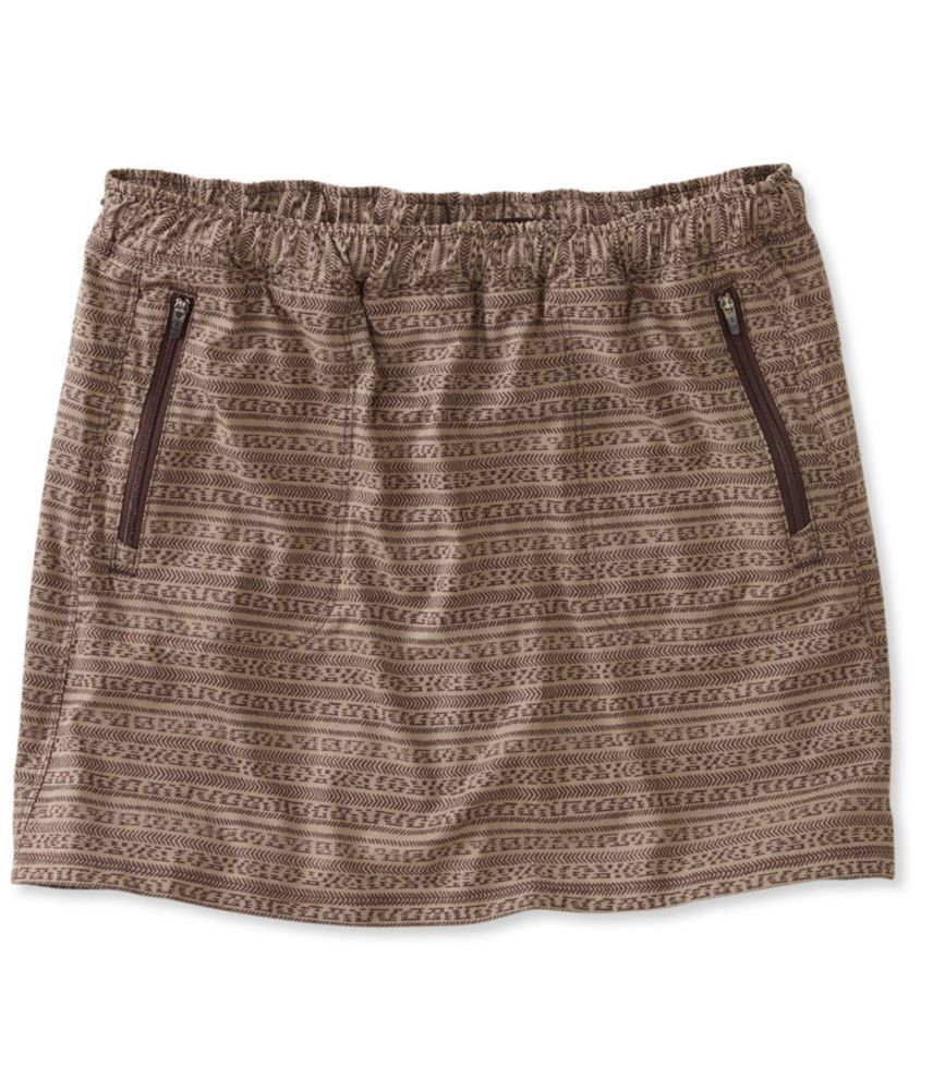 L.L.Bean Runabout Pull-On Skort