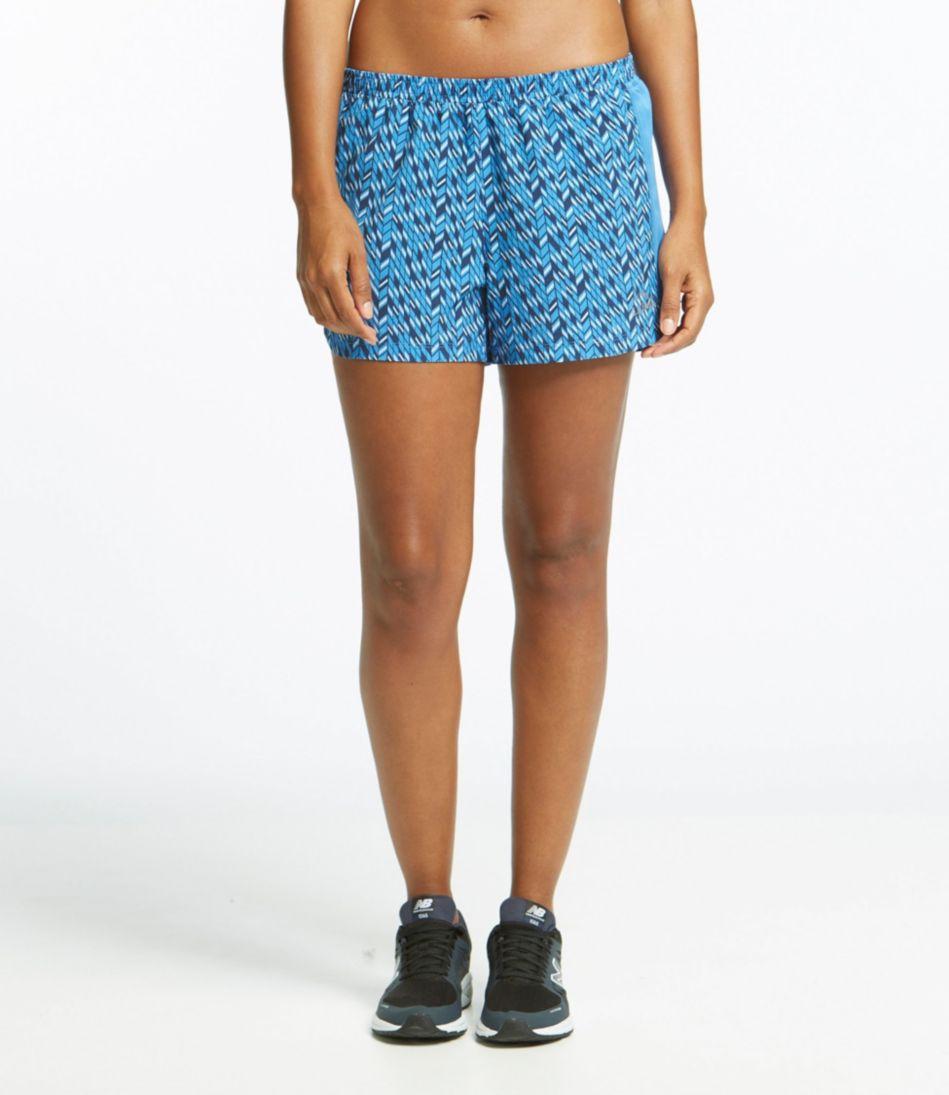Circuit Running Shorts, Print